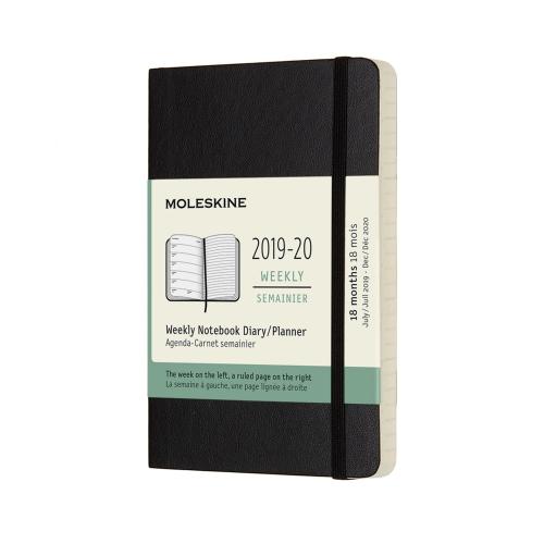 Agenda Moleskine 18 meses