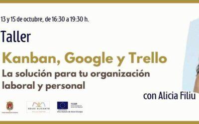Formación sobre organización, herramientas y Trello con ADL de Alicante