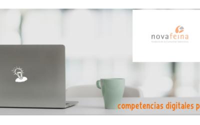 Formación de Herramientas digitales para la gestión de tu proyecto emprendedor, con Nova Feina