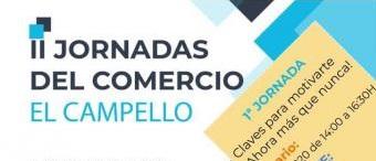 Taller sobre organización en las II Jornadas de Comercio de El Campello